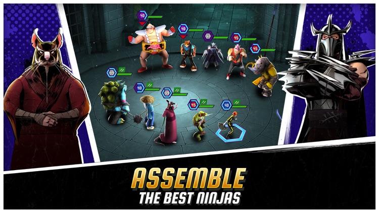 Ninja Turtles: Legends screenshot-0