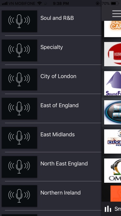 News & Music UK radio station screenshot-3