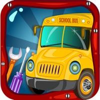 Codes for School Bus Wash & Garage – Little Car Salon, Summer Fun with Vehicle Spa Workshop for Paint, Vinyl, Colors, Soap, Clean Automobile Shop Hack