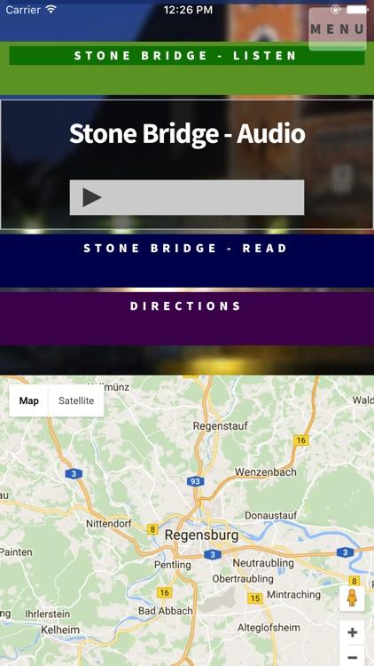 Regensburg Tourist screenshot-3