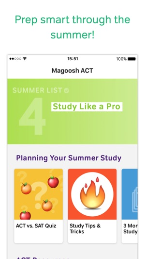 ACT Prep Coach & Practice Test on the App Store