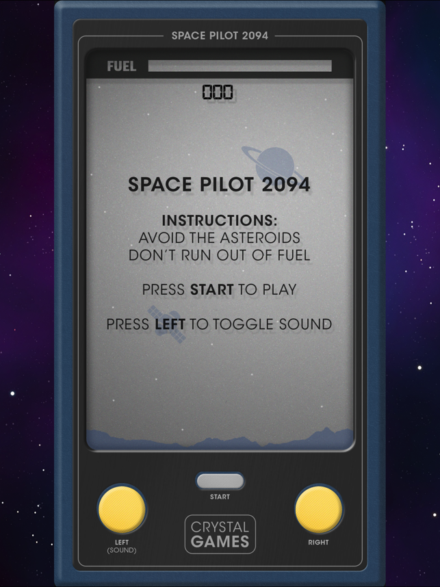 ‎Space Pilot 2094 Screenshot