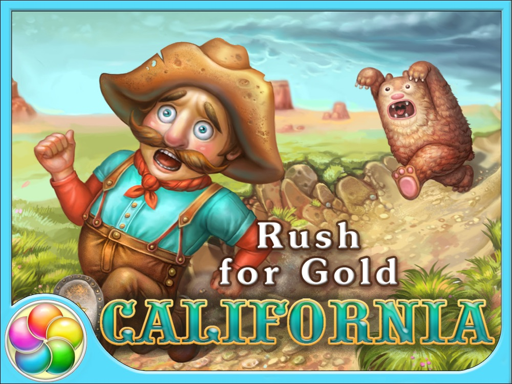 Rush for gold: California HD Cheat Codes