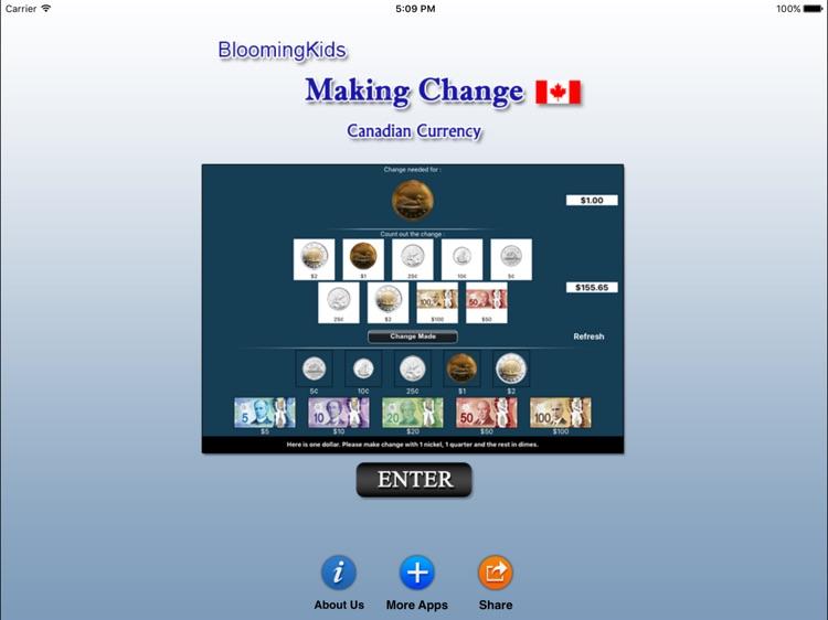 Making Change CAD