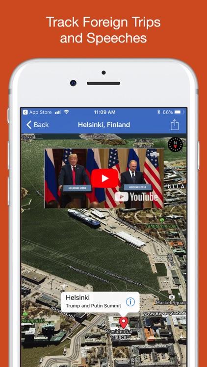 Trump Tracker: News & Politics screenshot-9