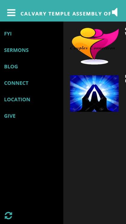 Calvary Temple Assembly of God screenshot-3