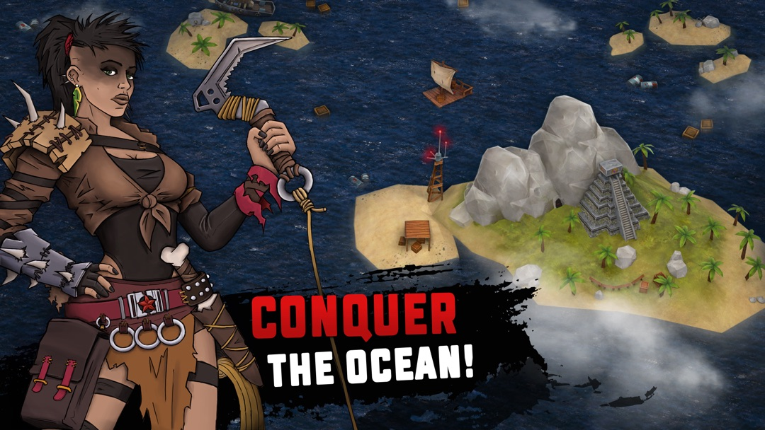Ocean Nomad - Raft Survival - Online Game Hack and Cheat