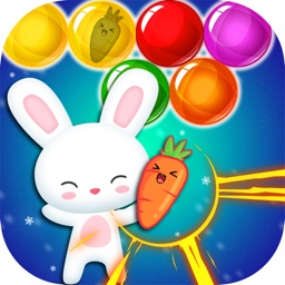 Rabbit Pop - Bubble Shooter