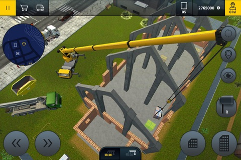 Construction Simulator PRO screenshot 3
