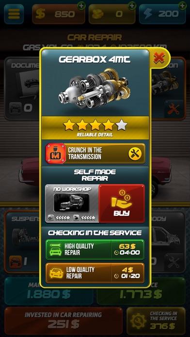 Racer Career Simulator screenshot 5