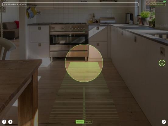 Telemeter. Distance and Height Screenshots
