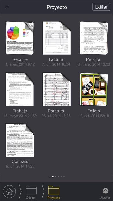 download My Scans PRO, pdf scanner app apps 3