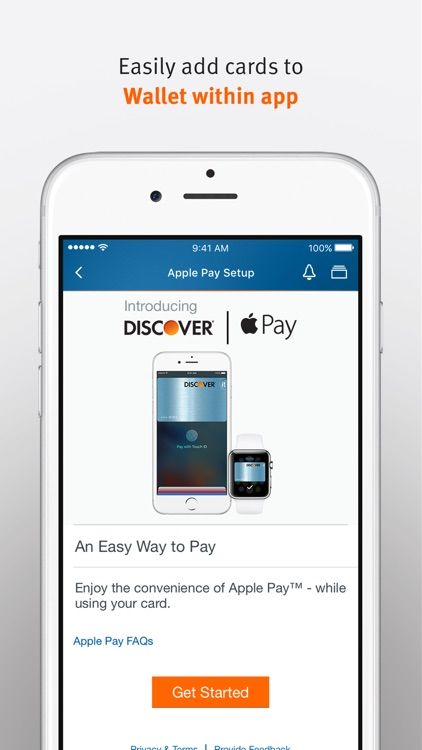 Discover Mobile