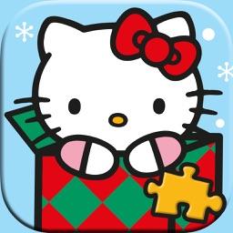 Christmas Puzzles: Hello Kitty