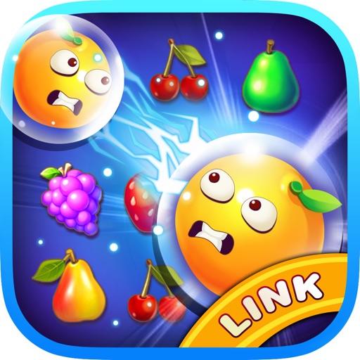 Fruit Link - Pop The Fruits