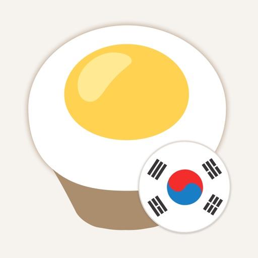 Eggbun: Chat to Learn Korean application logo