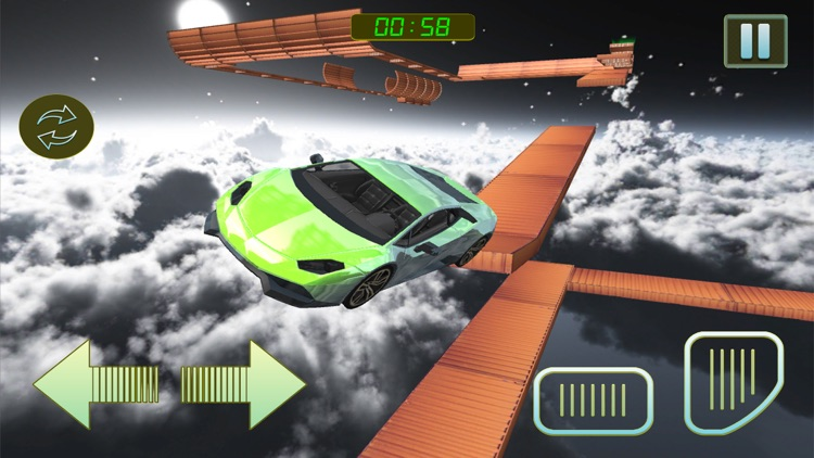 3D Impossible Track Driving screenshot-0