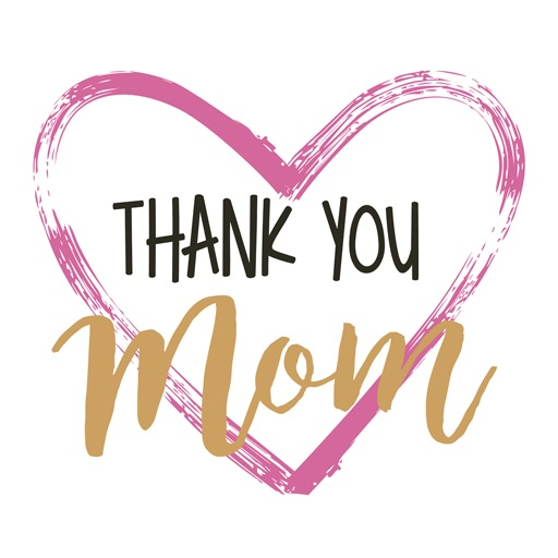 All about Mother's Day Sticker
