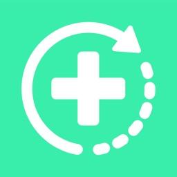 Mega Meds – fun pill & medication tracker reminder