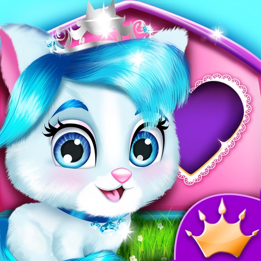 Pet House Game Princess Castle