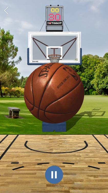 NBA AR Basketball screenshot-4