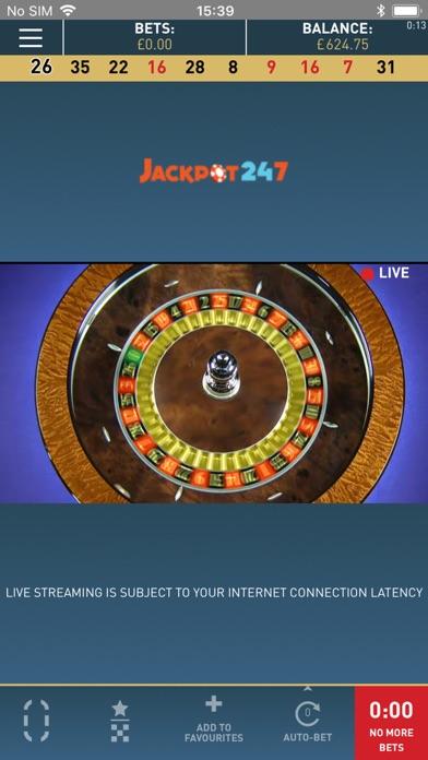 Jackpot247 screenshot four