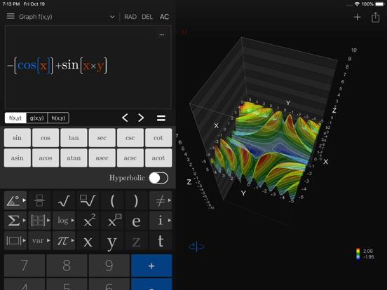 Visual Math 4D