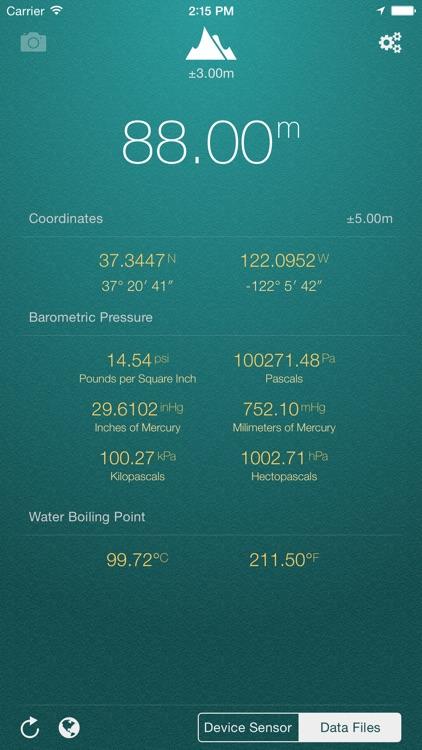 My Altitude screenshot-0