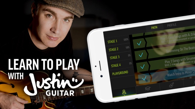 Justin Guitar Beginner Course On The App Store