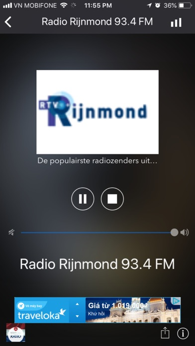 Nederland Radio Station screenshot four