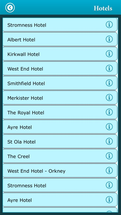 Orkney Island Travel Guide screenshot-3