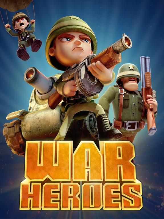War Heroes: Fun Action Screenshot