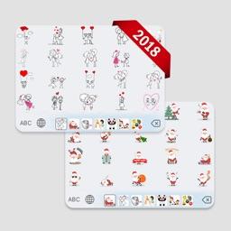 Emoji Keyboard - Chat Stickers