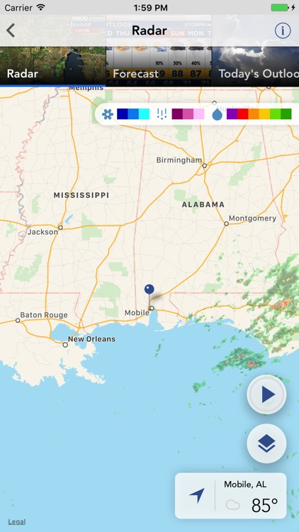 FOX10 News Mobile Alabama WALA screenshot-4