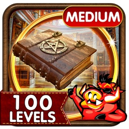 Library Hidden Objects Games