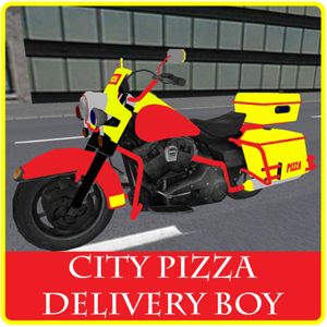 City Pizza Delivery Boy app
