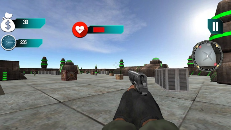 Real Army Commando Action FPS screenshot-3