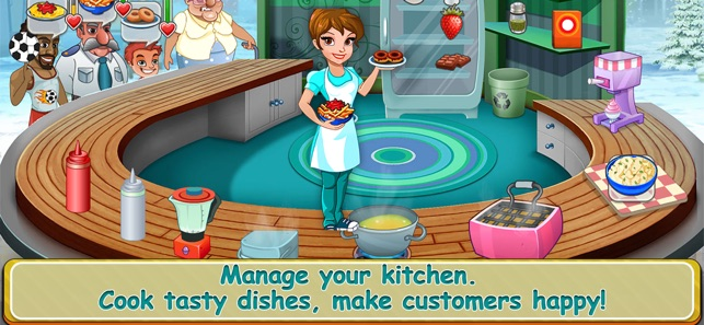 Kitchen Story on the App Store