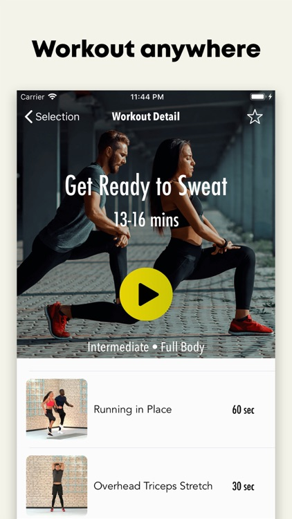 NewU Workout screenshot-4