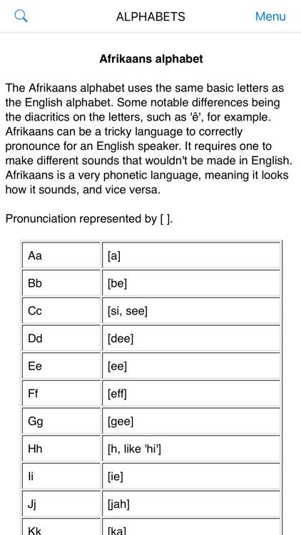 Great English-Afrikaans Dict. screenshot-6
