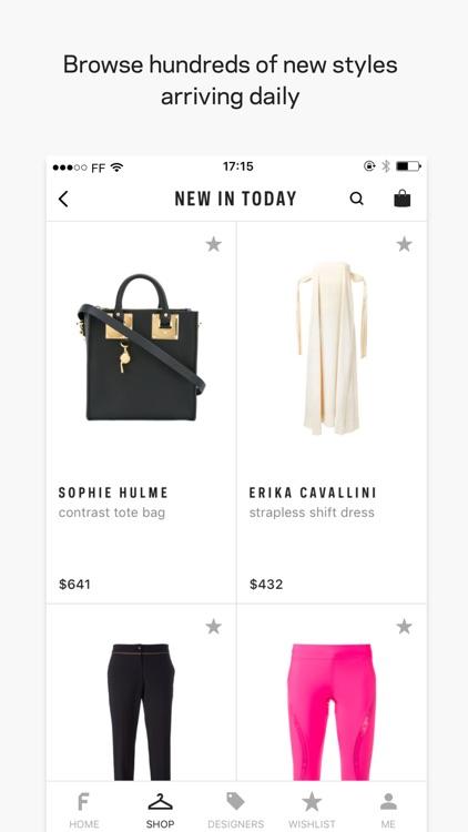 Farfetch - Designer Fashion & Luxury Shopping App