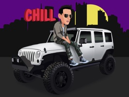 Emoji Media proudly presents SparksMoji - the official emoji app of iconic dj & songwriter Clinton Sparks