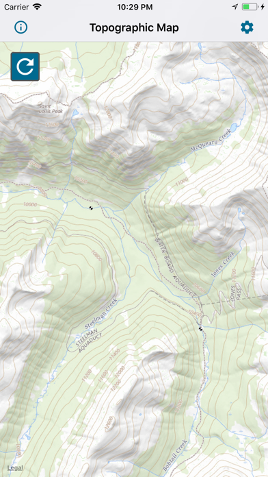 Topographic Maps & Trails screenshot 7