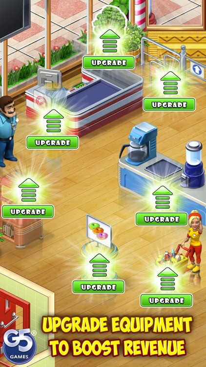 Supermarket Mania® Journey screenshot-2