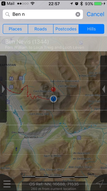 Ben Nevis & Glen Coe Maps screenshot-3