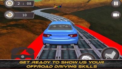 GT Car Racing Stunts Sim screenshot #1