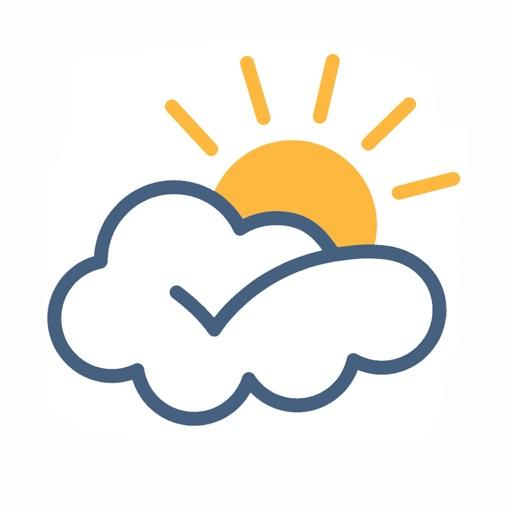 Weather Reminder Plan.Check.Do