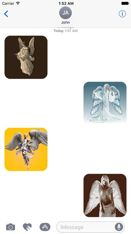Angels sticker pack