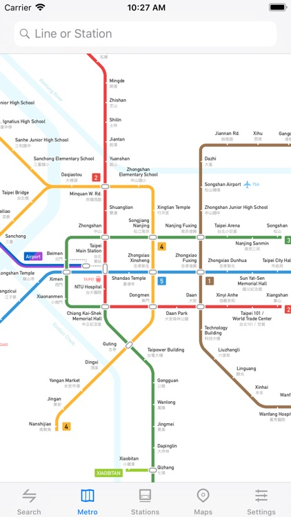 Metro Taipei Subway by MetroMan