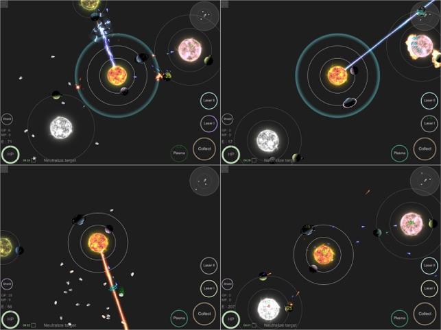 mySolar - Build your Planets Screenshot